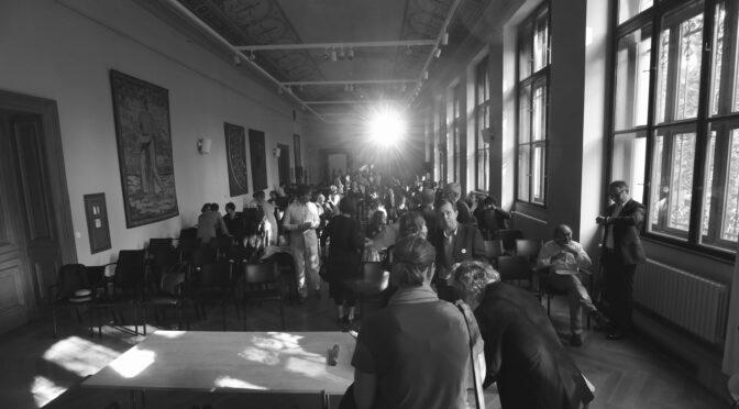6.sjezd historiků umění: Fotogalerie