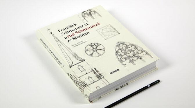 Kniha o Architektu Františku Schmoranzovi