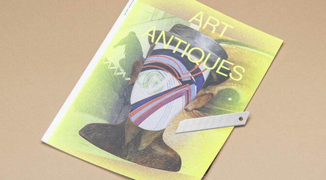 Nové číslo Art Antiques snovým šéfredaktorem