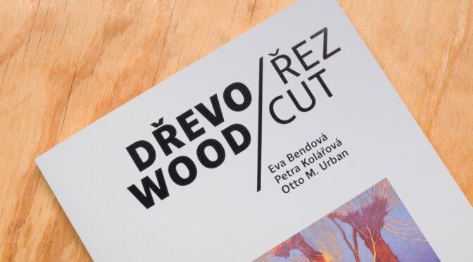Kniha avýstava ouměleckých inspiracích amaterialitě moderního dřevořezu